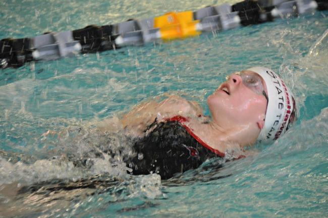 Competitive Swimming Arkansas