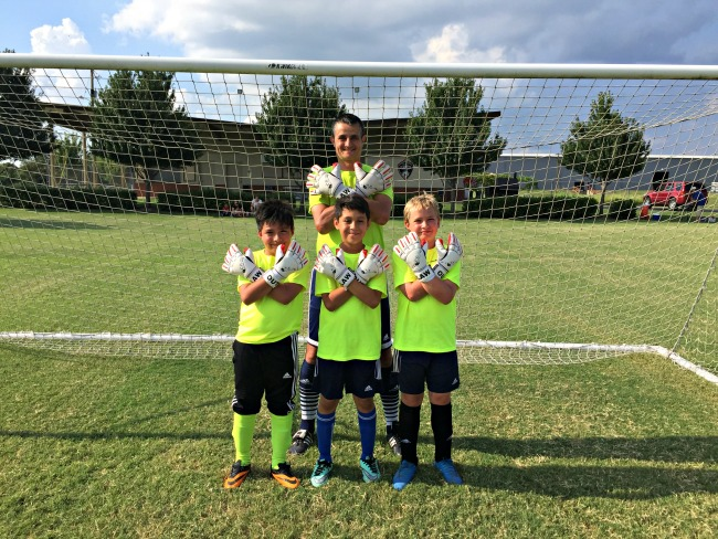 Kendall Spencer and Goalkeepers