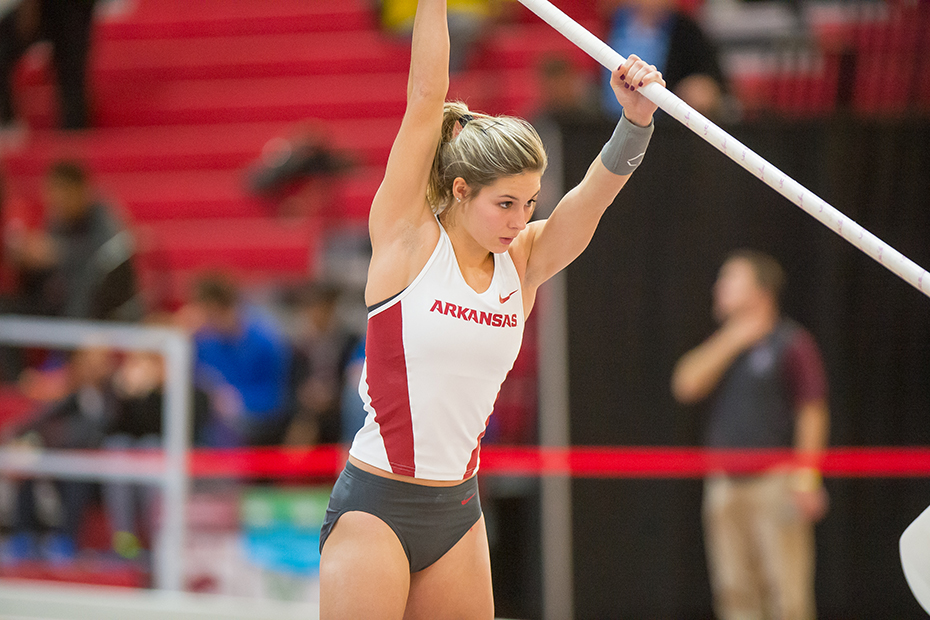 Lexi Weeks arkansas olympic trials