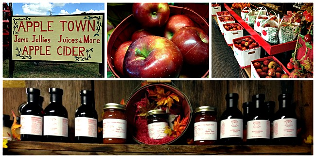 apple-town-collage