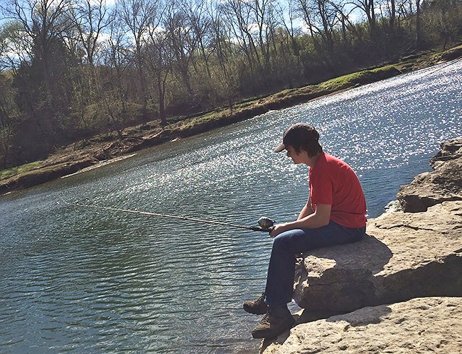5 beautiful fishing holes in northwest arkansas only in for White river arkansas fishing report