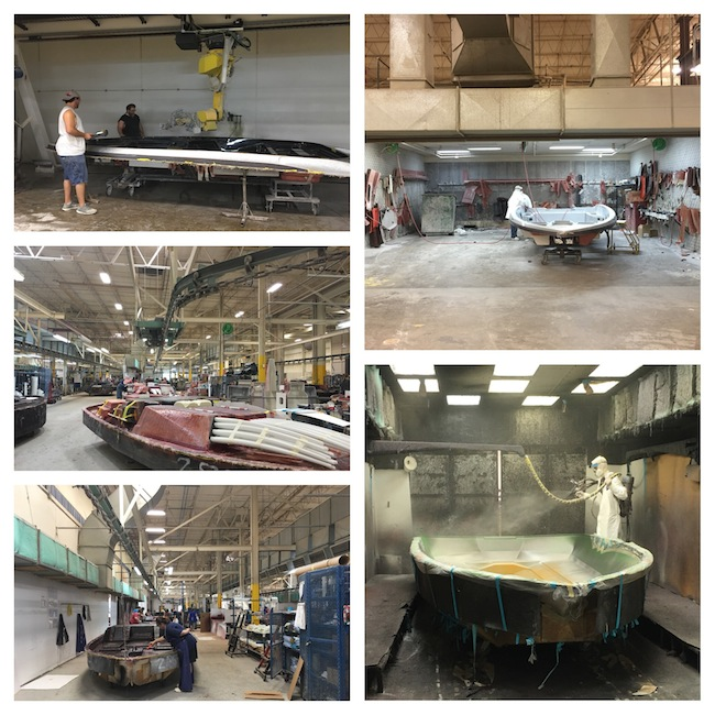 ranger-boats-facility-tour-robotic-arm-employees-painting