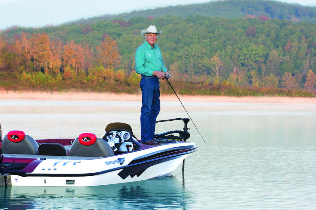 ranger-boats-forrest-wood-fishing-from-boat