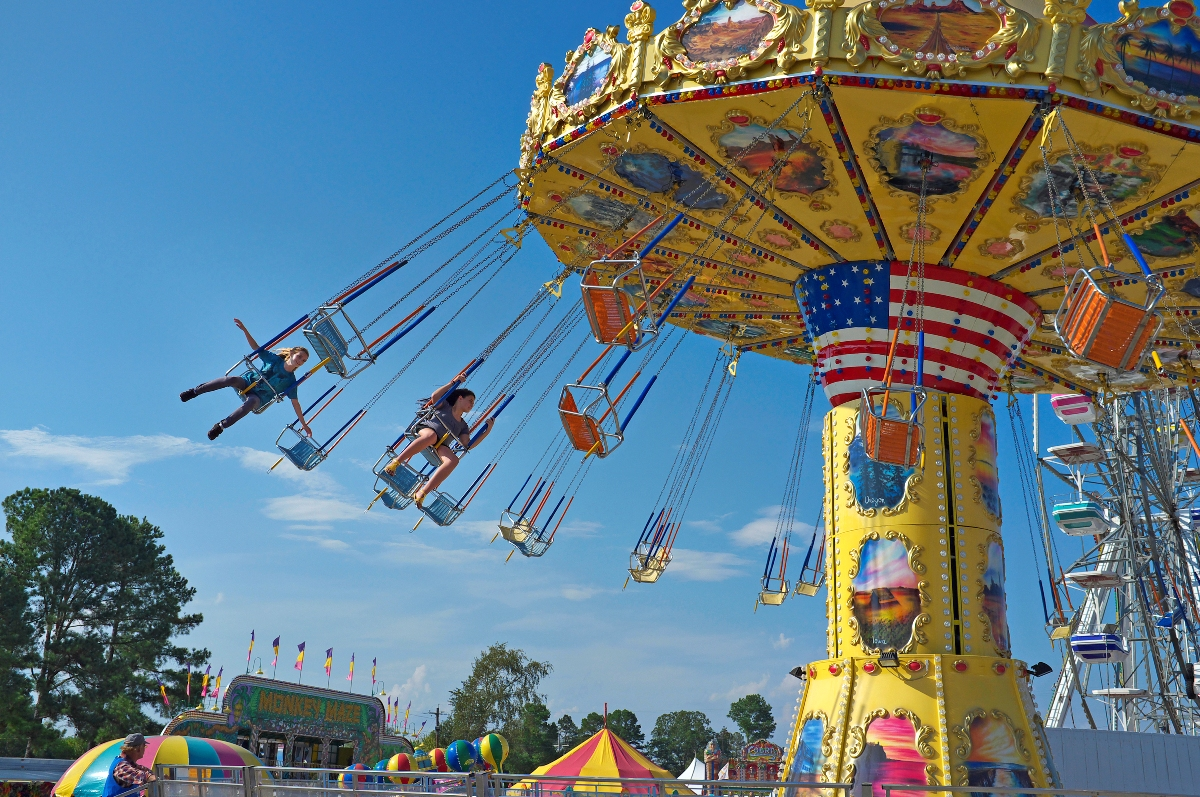 Take Me To The County Fair Only In Arkansas