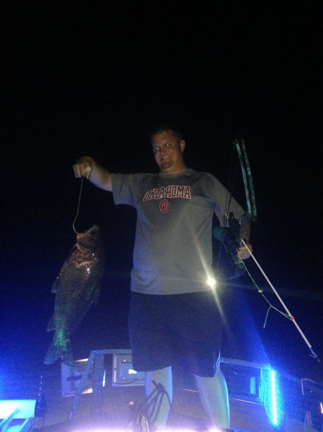 bowfishing fish