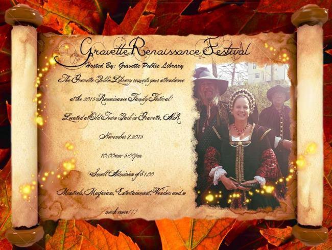 gravette-renaissance-family-festival