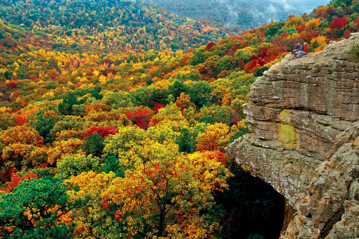 Arkansas Fall Colors 2020.Top 8 Fall Color Road Trips In Arkansas Only In Arkansas