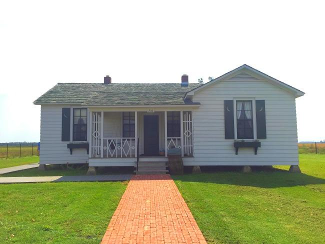 Arkansas Delta: Johnny Cash's boyhood home in Dyess