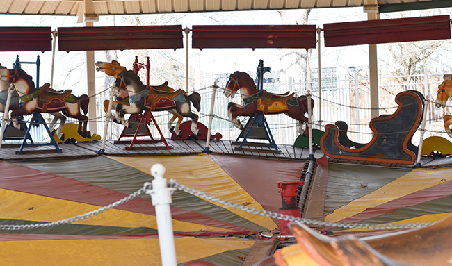 Arkansas Carousel Provides Memories For Almost A Century