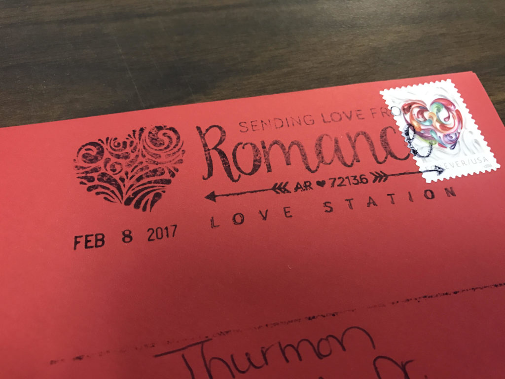 Finding Romance at the Post Office - Only In Arkansas