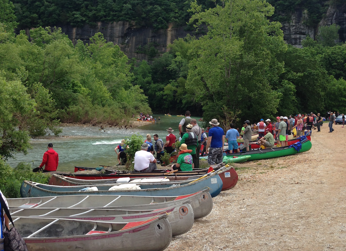 Return To The Buffalo River Float Trip Steel Creek To Kyle S