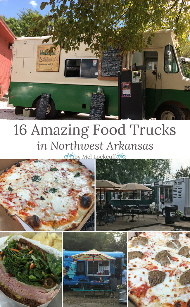 16 Amazing Food Trucks In Northwest Arkansas Only In Arkansas