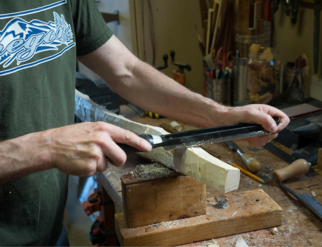 Microplane - From Woodworking to Pedicures | Only In Arkansas