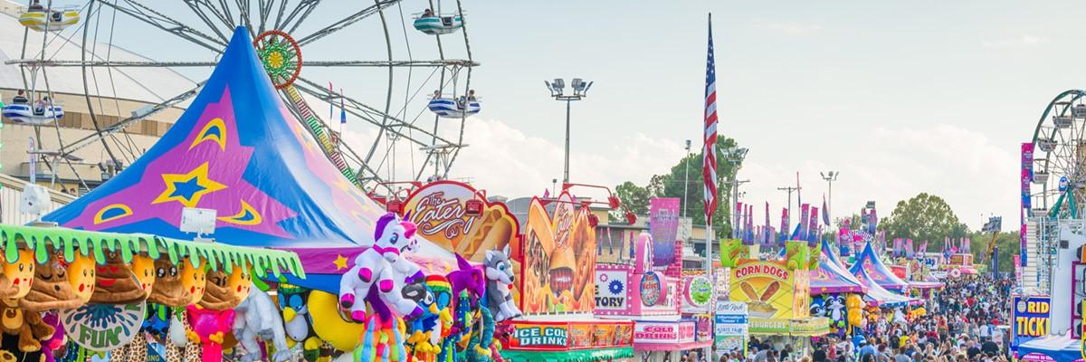 Jonesboro Fair 2020.The Arkansas State Fair And More Fun Events This Weekend