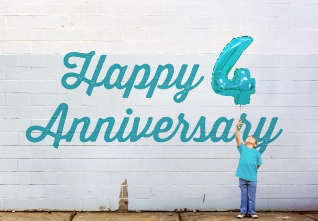4th Anniversary OnlyInArk.com