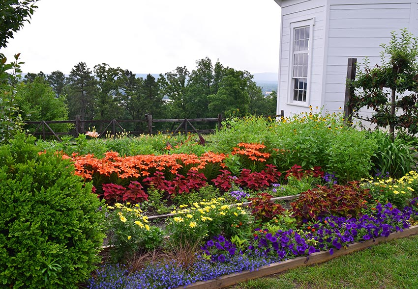 The Peel Mansion Museum and Heritage Gardens in Bentonville
