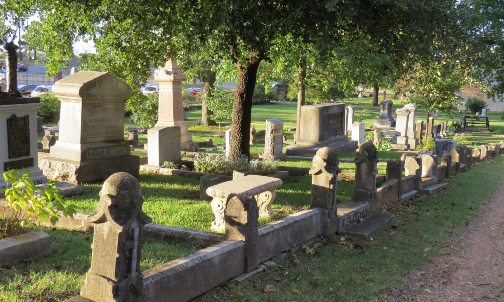 Mount Holly Cemetery: An Arkansas Who's Who of the ...
