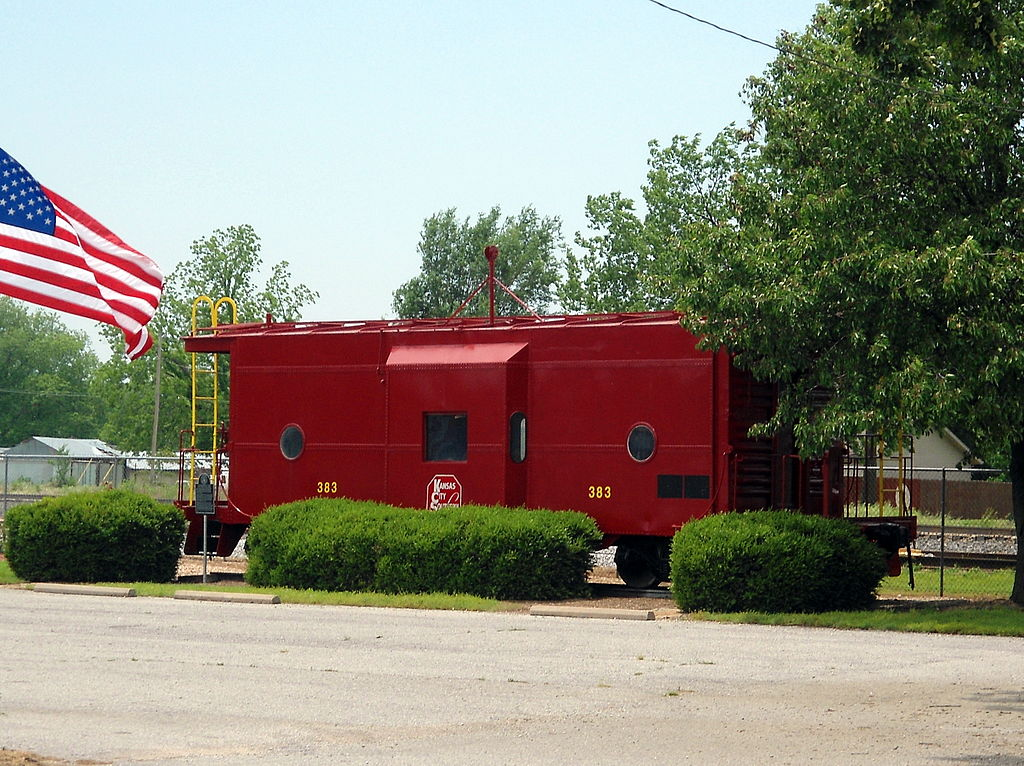 Historic Trains of Arkansas, A Series - Cabooses | Only In