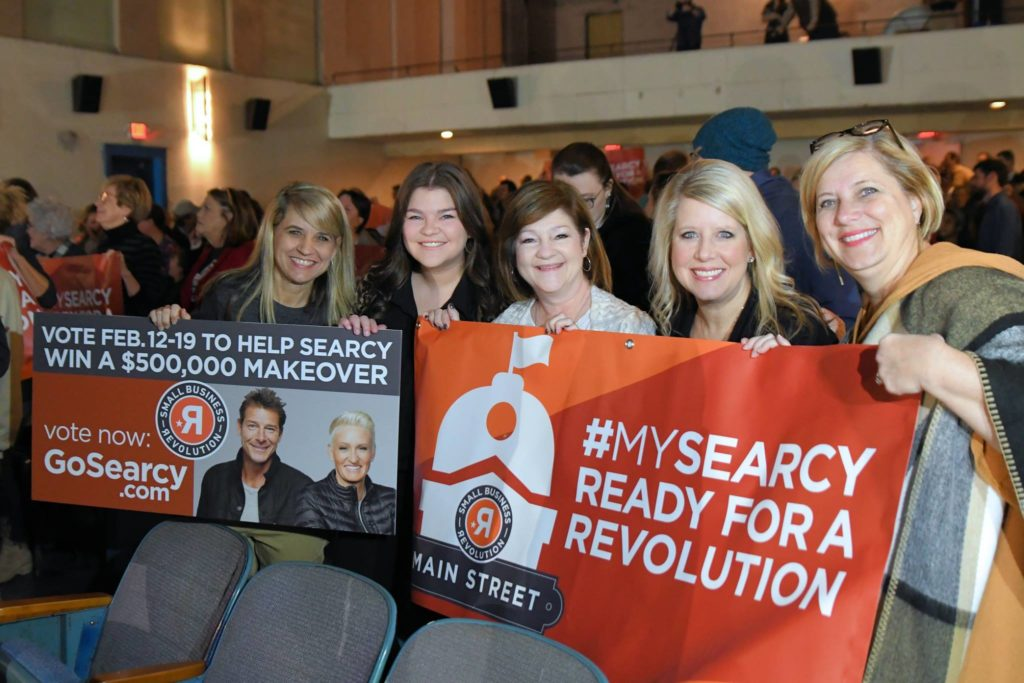 Searcy Small Business Revolution