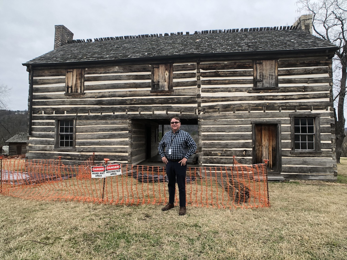 Arkansas's Oldest Public Structure Receives Upgrades | Only