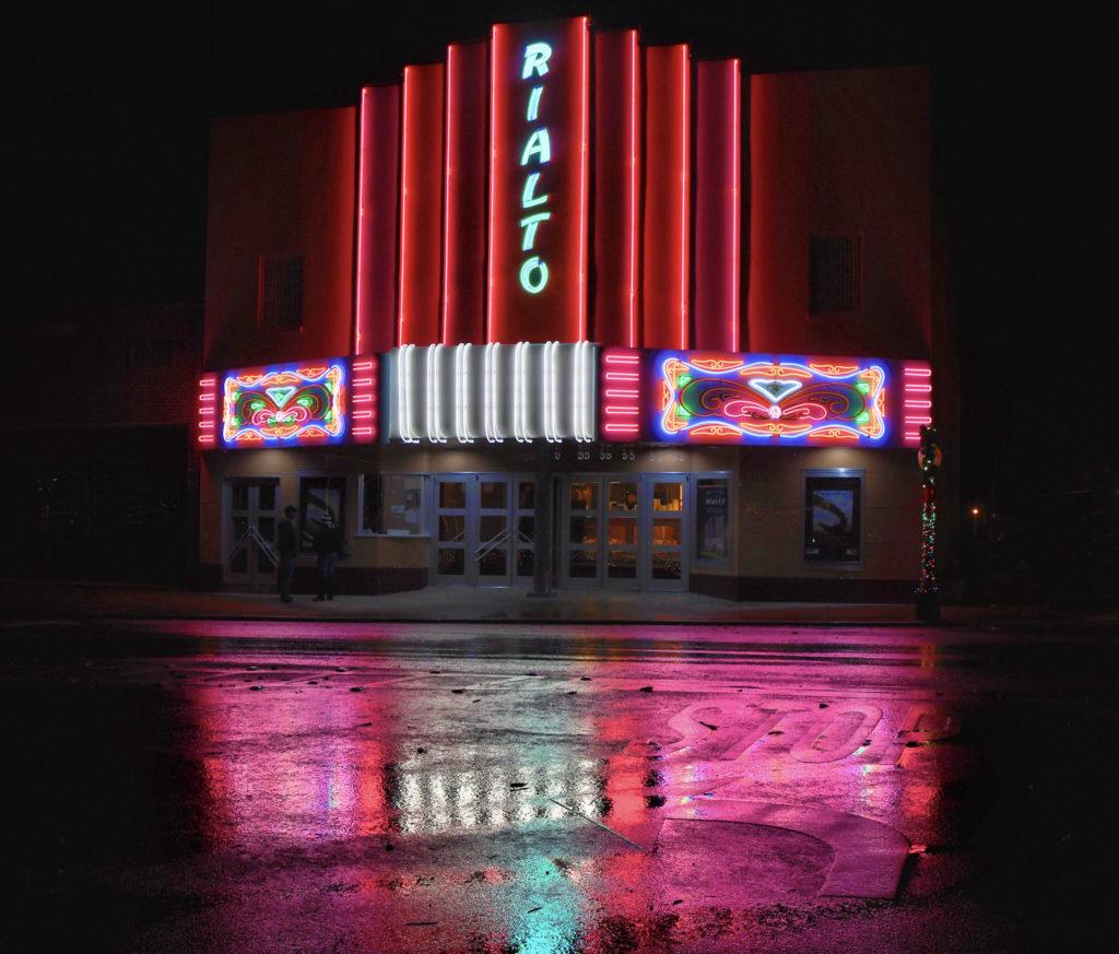 Rialto Theater Searcy