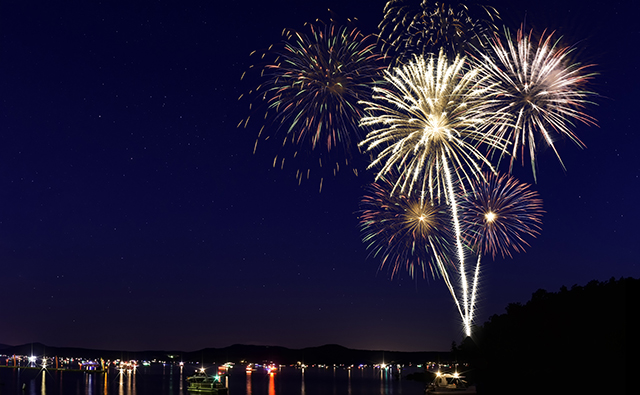 Fireworks Photos