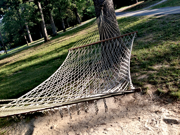 Arkansas Summer Bucket List - hammock