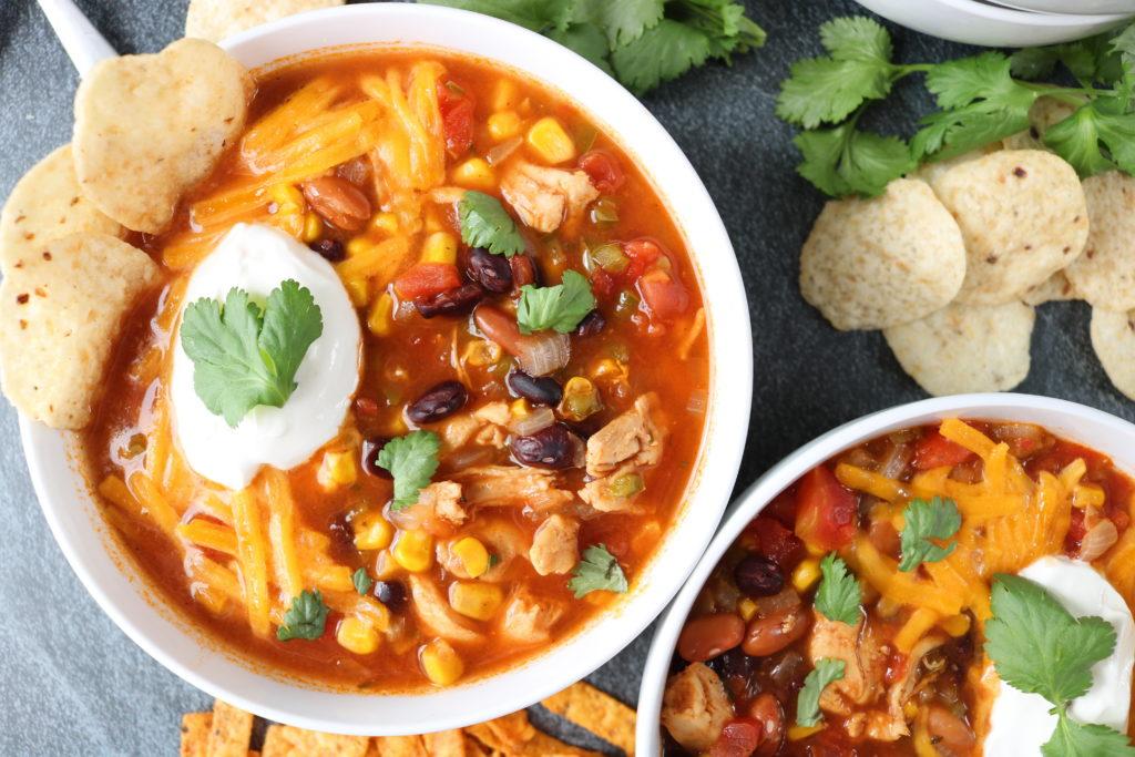 Chicken Tortilla Soup 2020