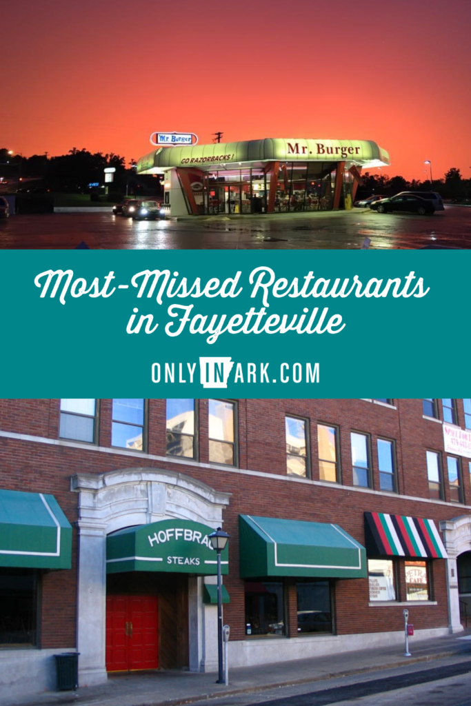 Most-Missed Restaurants in Fayetteville
