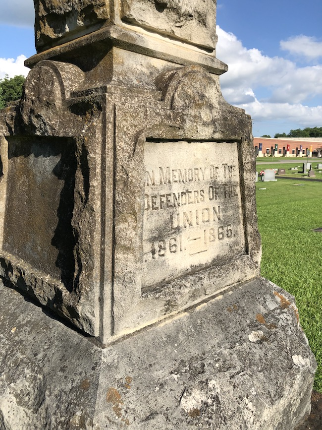 Arkansas Monuments to the Defenders of the Union | Only In ...