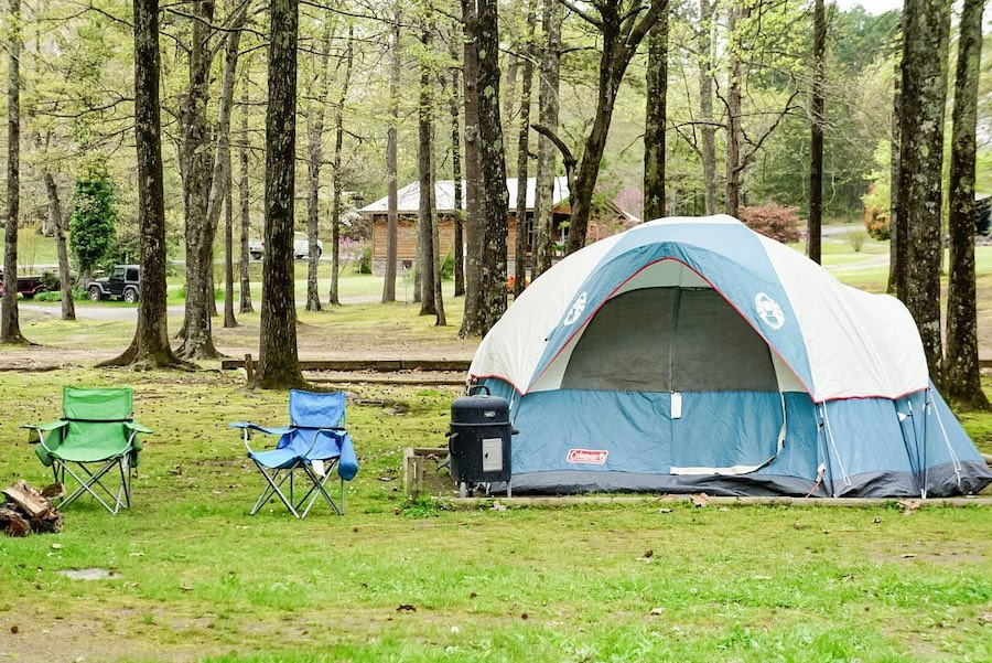 12 Campgrounds in Central and Northeast Arkansas