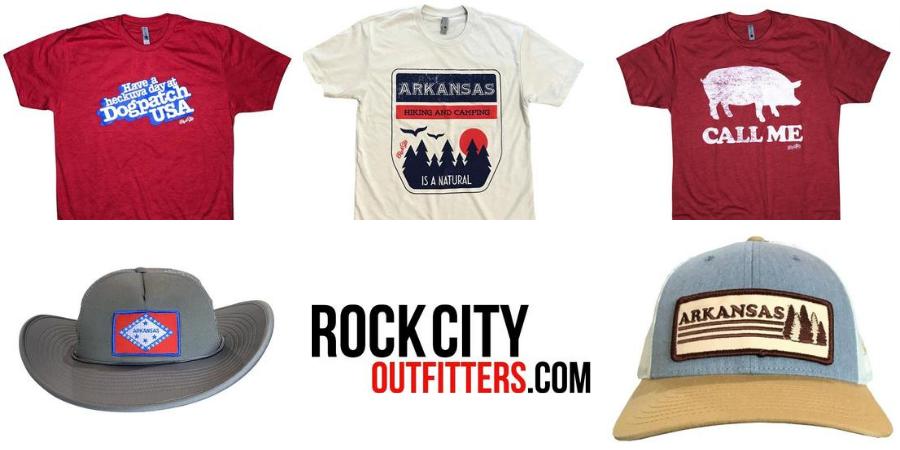 rock city collage