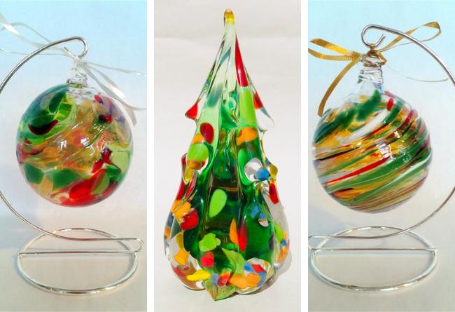 James Hayes Christmas Ornament