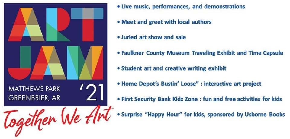 Greenbrier Art Jam April 24