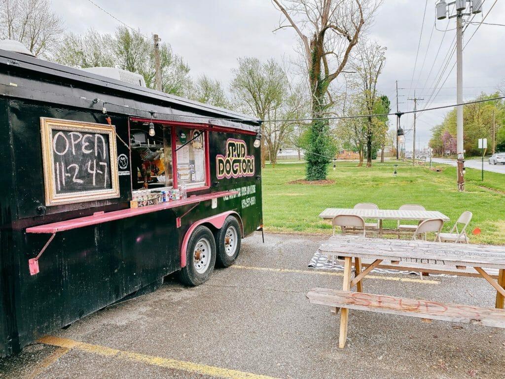 Spud Doctors Food Truck in Bentonville, Arkansas