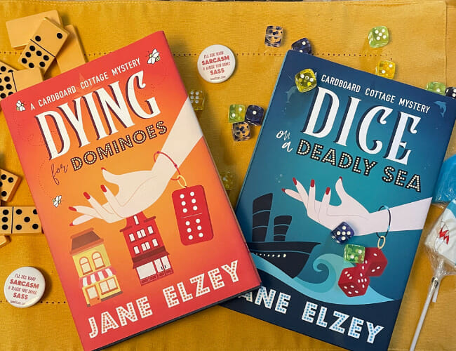 Great Summer Vacation Reads from Arkansas Authors - Jane Elzey