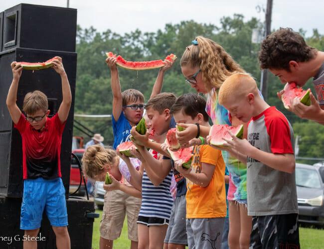 Arkansas Food Festivals - Hope Watermelon Festival
