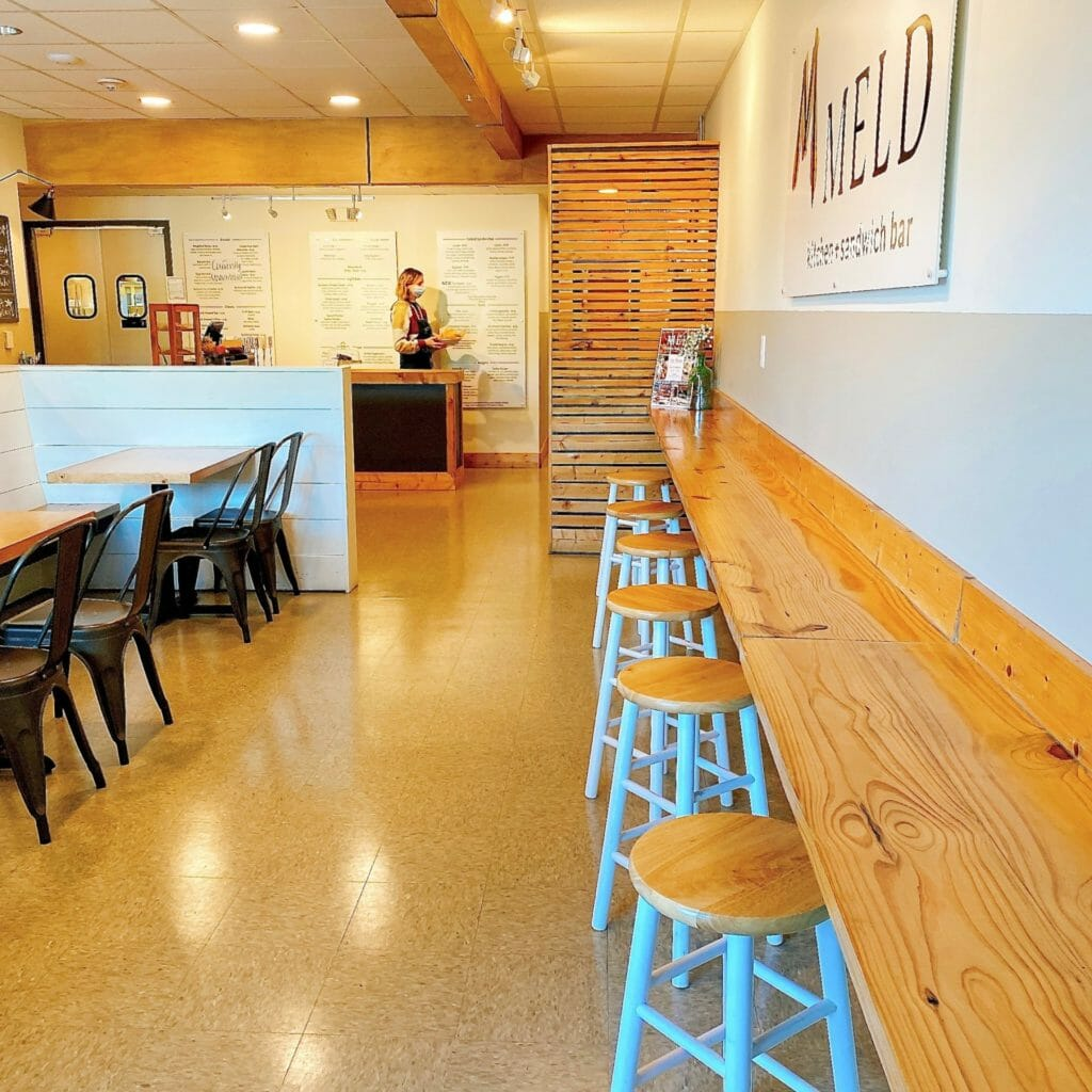 MELD Kitchen + Sandwich Bar in Bentonville