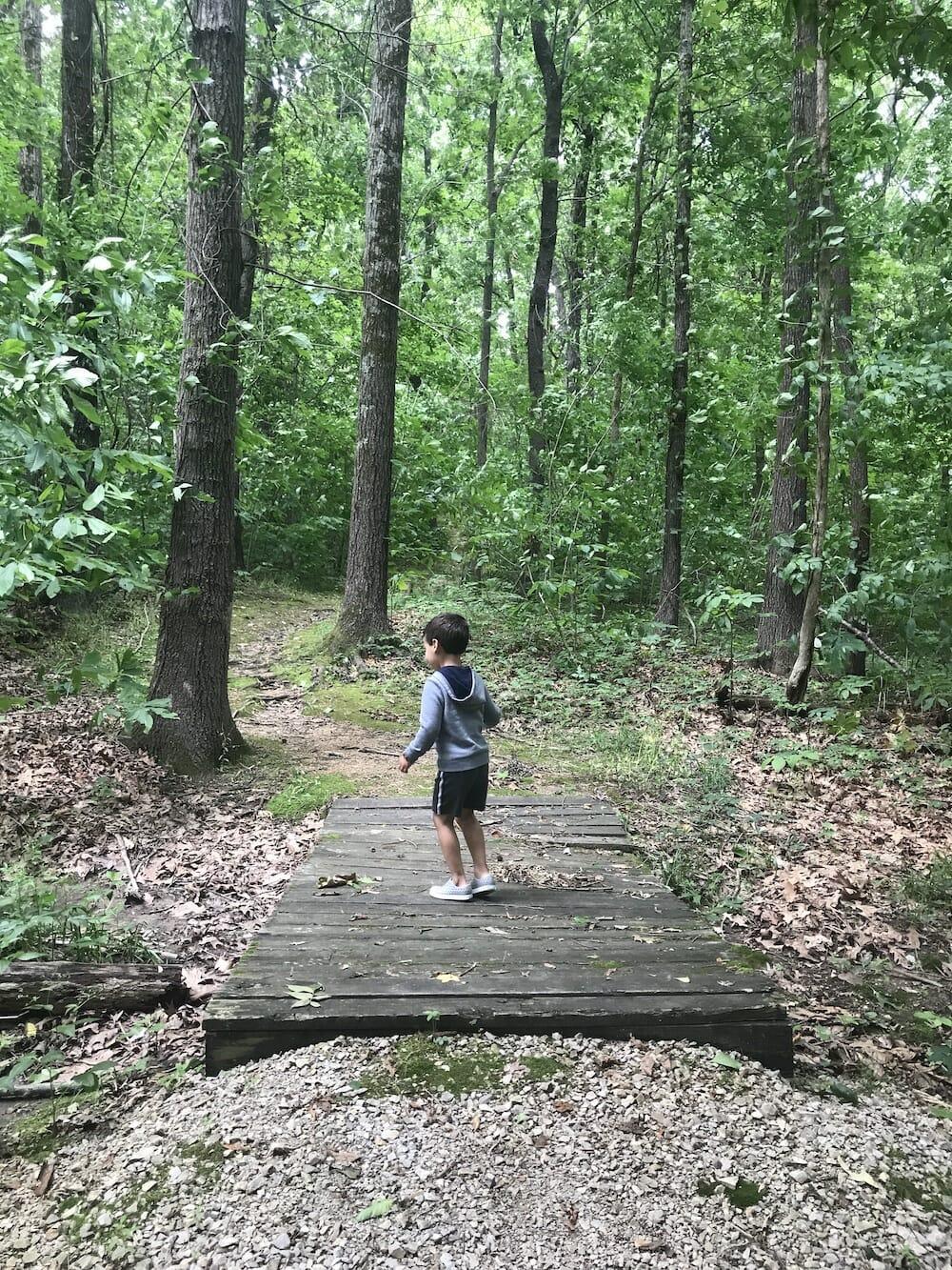 Arkansas adventure
