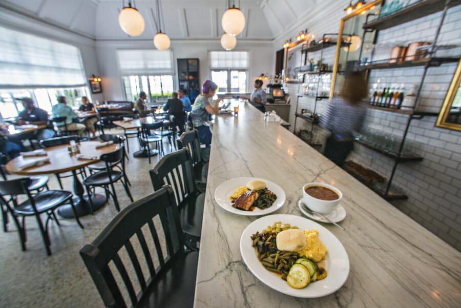Wilson Cafe on the road trip through the Arkansas Delta