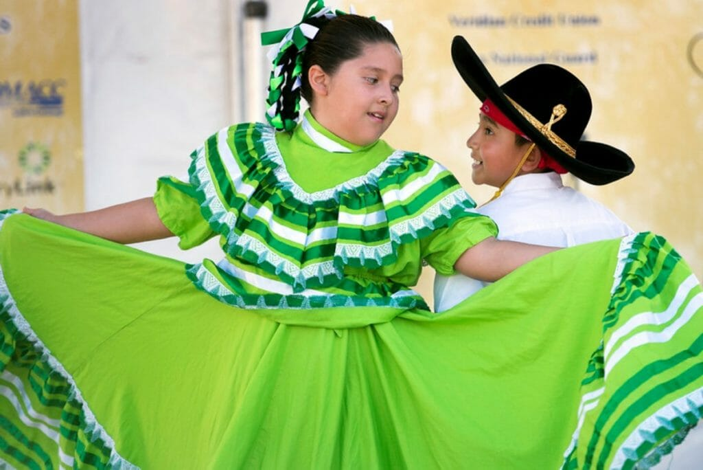 Hispanic Heritage Month in Arkansas