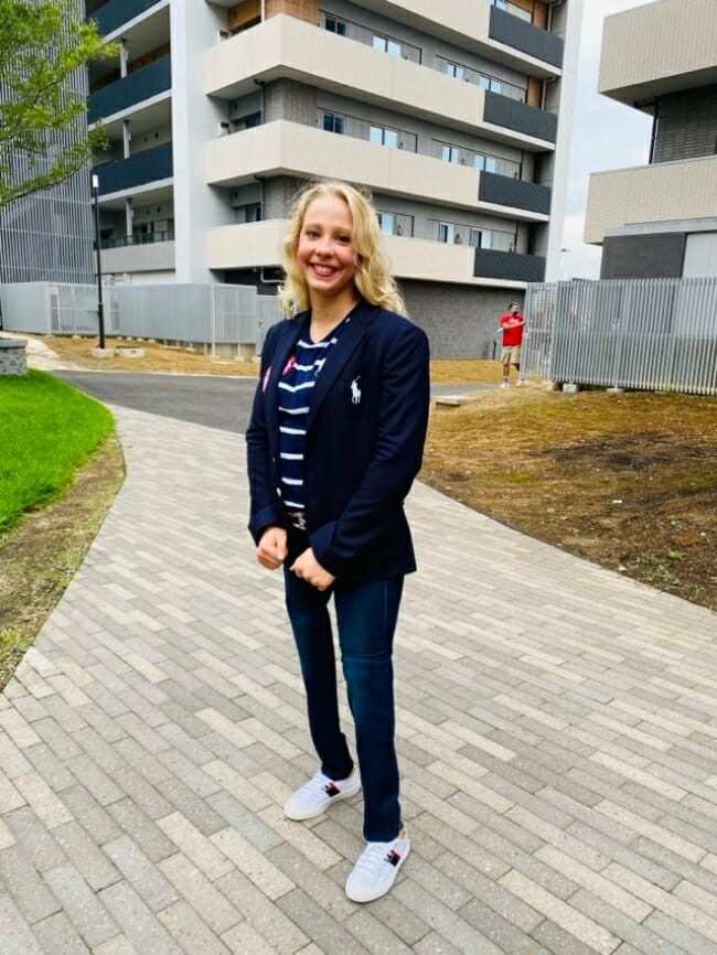 Julia Gaffney - 2020 Tokyo Paralympics