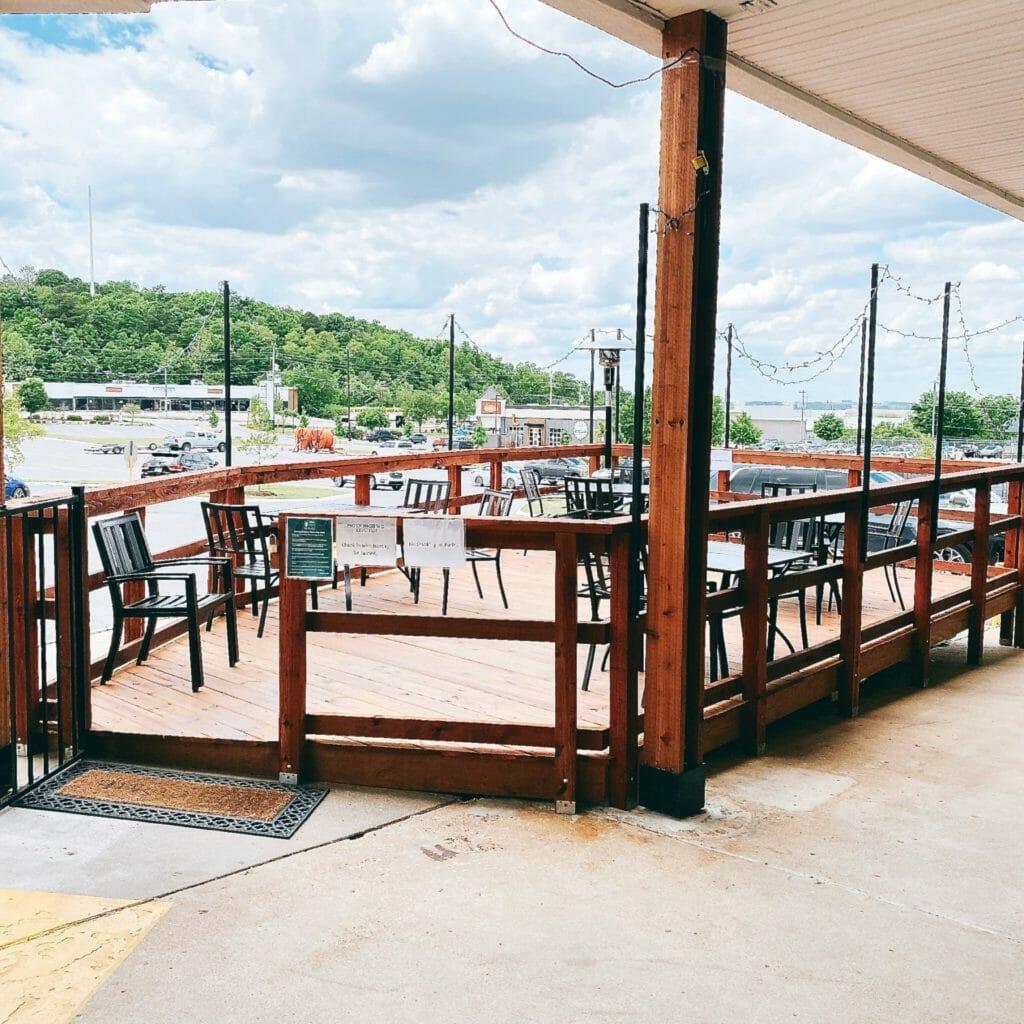 Mockingbird Kitchen in Fayetteville, Arkansas