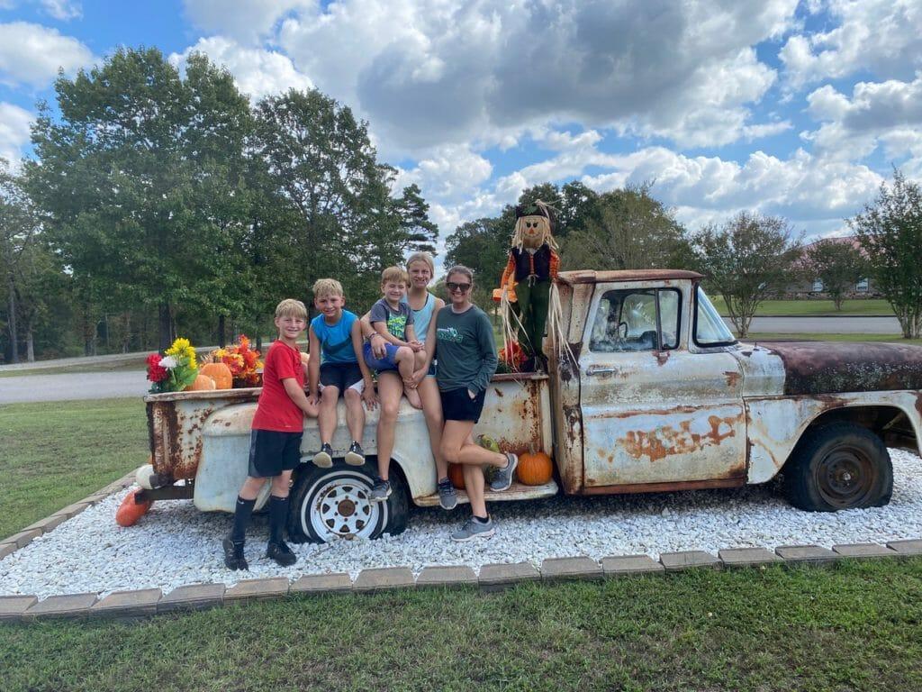 Arkansas Sheriff's Youth Ranch Pumpkin Patch