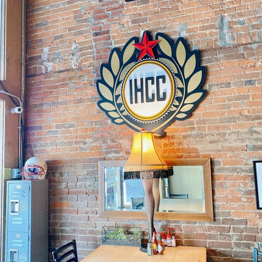 Iron Horse Coffee Company in Rogers
