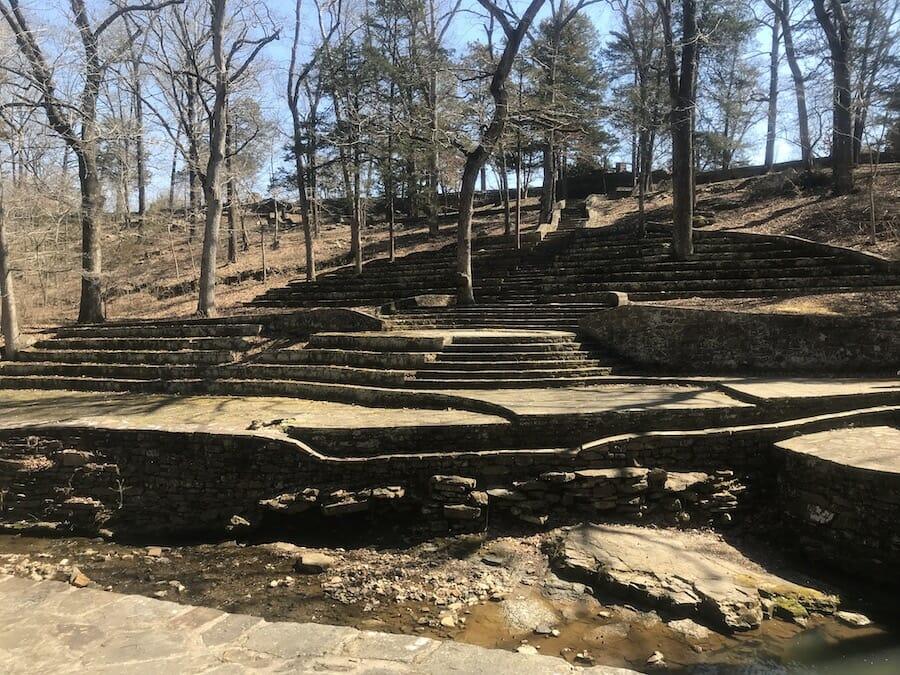 Mountain View Stone Amphitheater